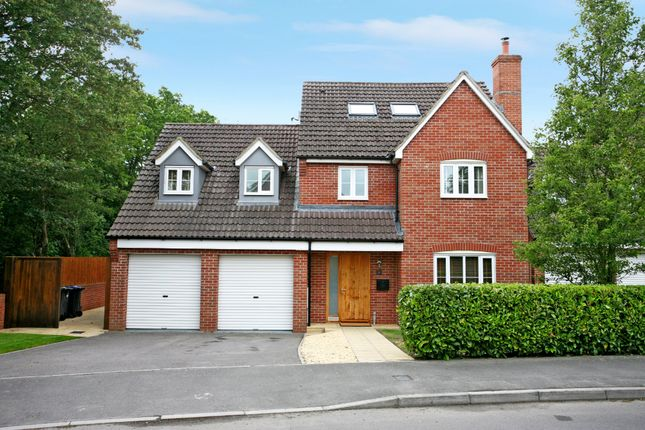 5 bed detached house for sale in Witchcombe Close, Great Cheverell, Devizes SN10