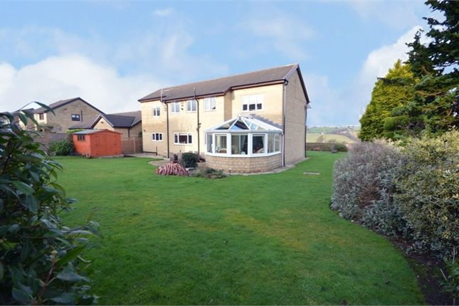 Thumbnail Detached house for sale in Moor Lane, Highburton, Huddersfield, West Yorkshire