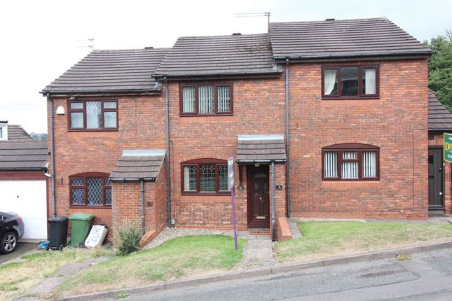 Thumbnail Terraced house for sale in Bartic Avenue, Kingswinford