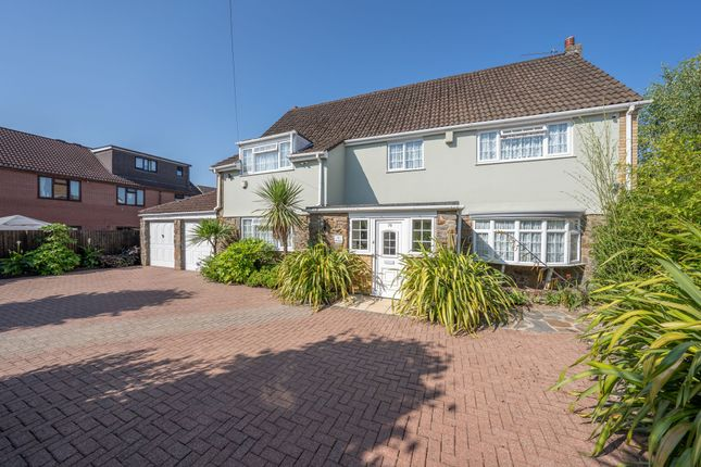 Thumbnail Detached house for sale in Nash Road, Newport