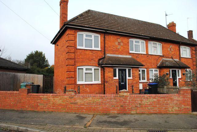Thumbnail Semi-detached house for sale in Langdale Road, Kingsthorpe, Northampton