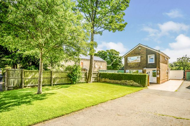 3 bed detached house for sale in Hadrians Close, Salendine Nook, Huddersfield, West Yorkshire HD3