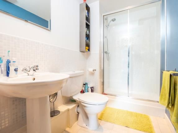 En-Suite of Christie Lane, Salford, Greater Manchester M7