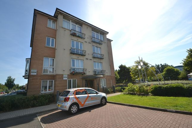 Thumbnail Terraced house to rent in Sorrento House, Vellacott Close, City Centre