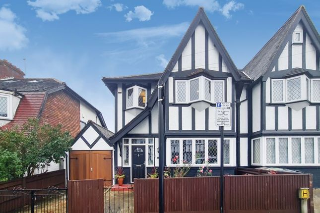 Thumbnail Semi-detached house for sale in Brickwood Road, Addiscombe, Croydon