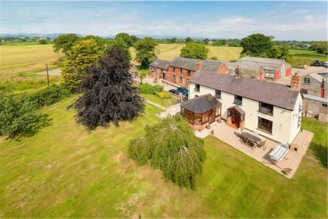 Thumbnail Detached house for sale in Bryn Goleu, St Martins, Oswestry, Shropshire
