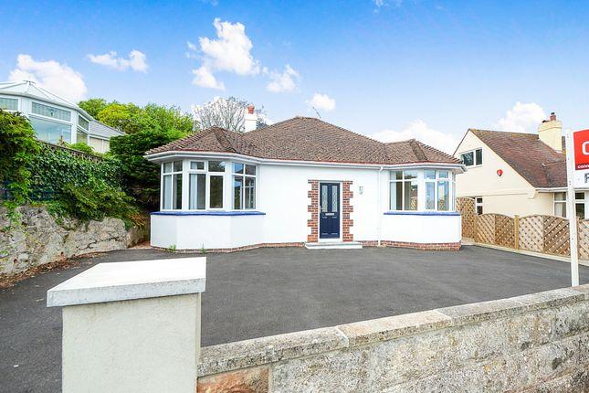 Thumbnail Detached bungalow for sale in Barchington Avenue, Torquay