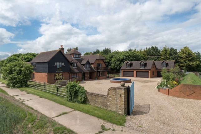 Thumbnail Detached house for sale in Canterbury Road, St. Nicholas At Wade, Birchington, Kent