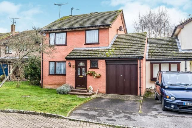 Thumbnail Link-detached house for sale in The Meadows, Lyndhurst