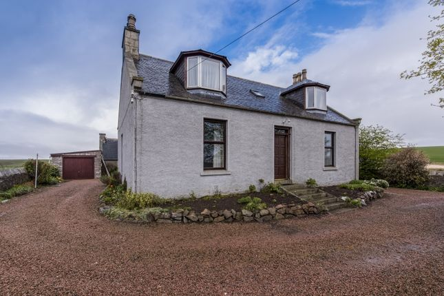 Thumbnail Detached house for sale in Auchterless, Turriff, Aberdeenshire