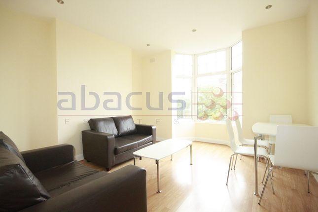 Thumbnail Flat to rent in Heathfield Park, Willesden Green