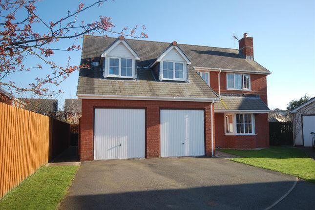 Thumbnail Property for sale in Clos Dafydd, Llanbadarn Fawr, Aberystwyth