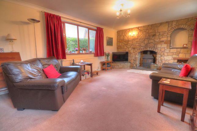 Lounge of Crabtree Green, Wrexham LL13
