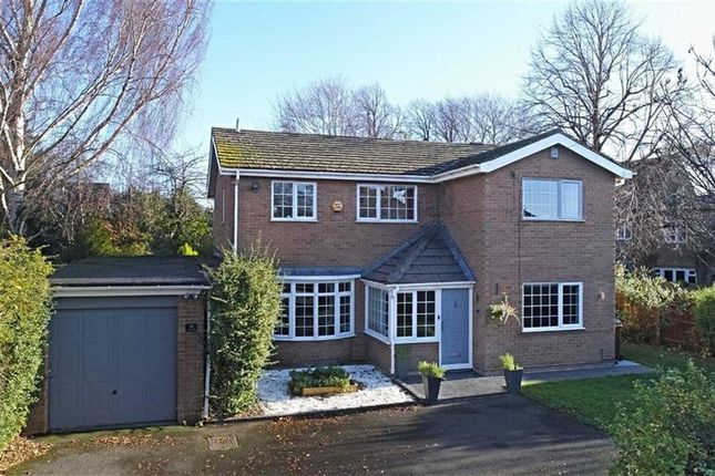 Thumbnail Detached house for sale in Church Way, Abington, Northampton