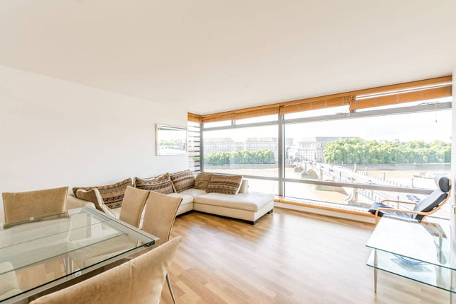 Thumbnail Flat to rent in Albert Embankment, Waterloo