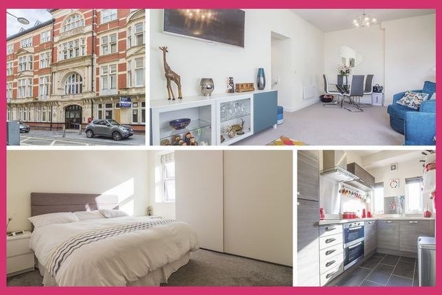 Thumbnail Flat for sale in High Street, Newport