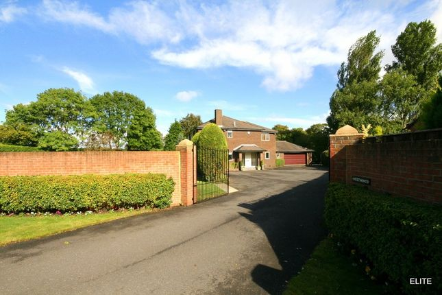 Thumbnail Detached house for sale in Chilton Moor, Houghton Le Spring