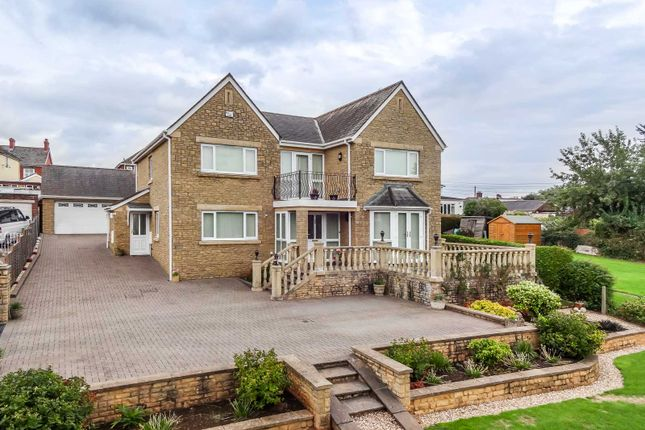 Thumbnail Detached house for sale in Beaufort Drive, Lydney