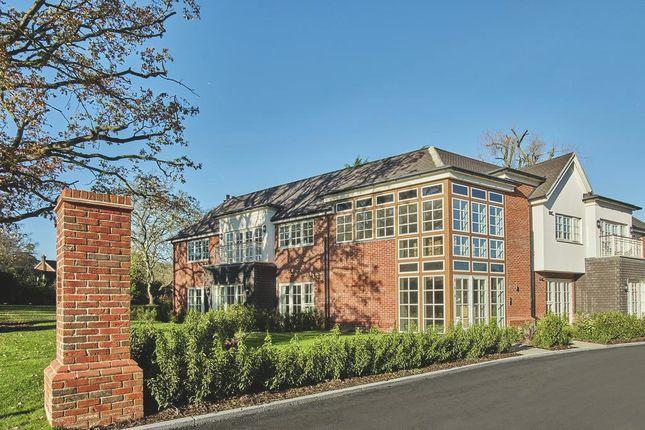 Thumbnail Flat for sale in The Lowell Apartments, Harvard Grange, Burtons Lane, Little Chalfont, Buckinghamshire