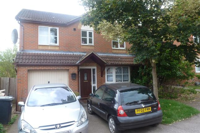 Thumbnail Detached house for sale in Chatsworth Drive, Wellingborough