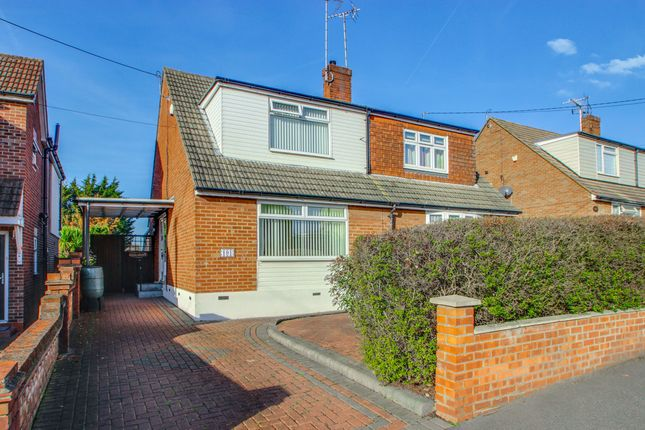 Thumbnail Property for sale in Manor Road, Benfleet