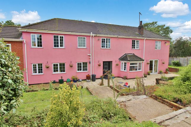 Thumbnail Link-detached house for sale in Pack Lane, Strumpshaw, Norwich