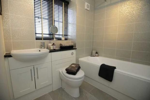Typical Bathroom of Thomas Kitching Way, Bardney LN3