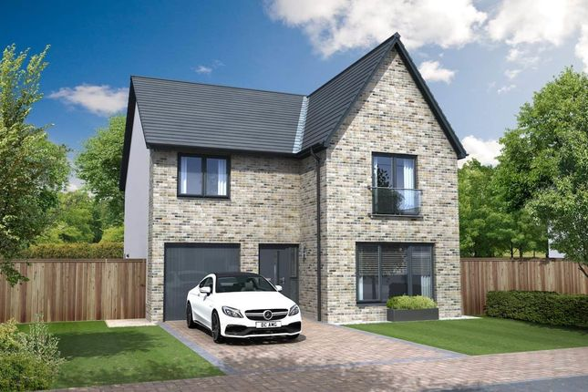 Thumbnail Detached house for sale in Coniscliffe Grange, Low Coniscliffe, Darlington