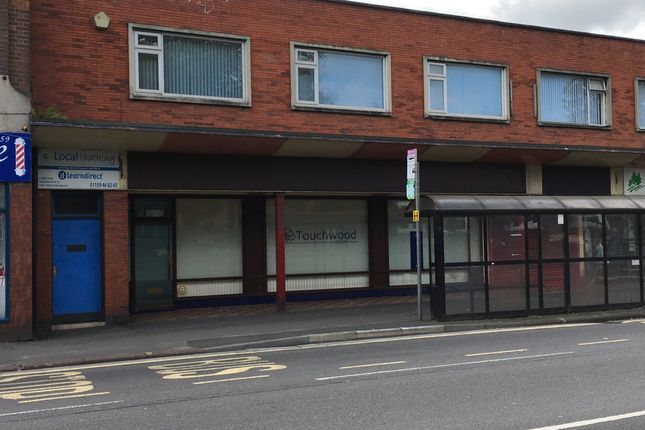 Thumbnail Retail premises to let in Derby Road, Long Eaton, Derbyshire