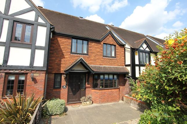 Thumbnail Terraced house to rent in South Park, Gerrards Cross