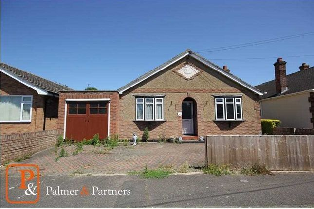 3 bed detached bungalow for sale in Burroughs Piece Road, Sudbury CO10