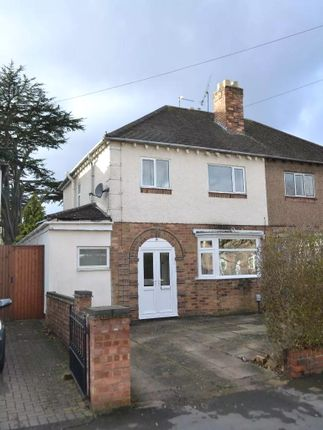 Thumbnail Semi-detached house to rent in Southlea Avenue, Leamington Spa