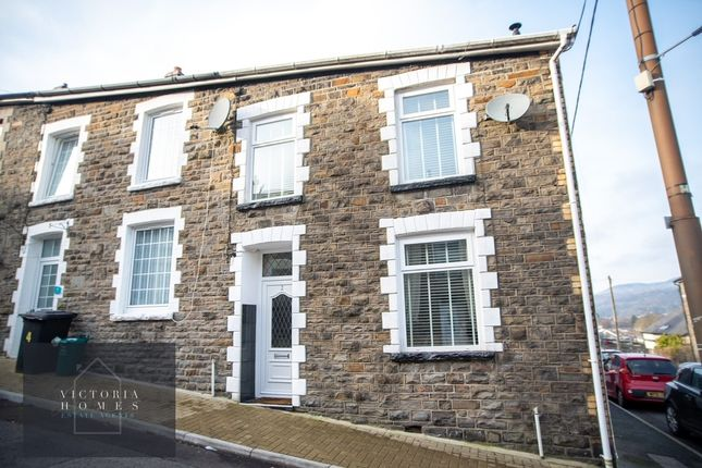 2 bed end terrace house for sale in James Street, Mountain Ash CF45