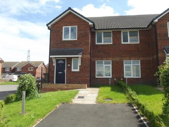 Thumbnail Terraced house for sale in Whitton Court, Thornley, County Durham