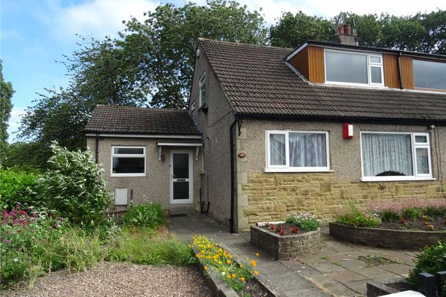 Thumbnail Semi-detached house for sale in Cecil Avenue, Bradford, West Yorkshire