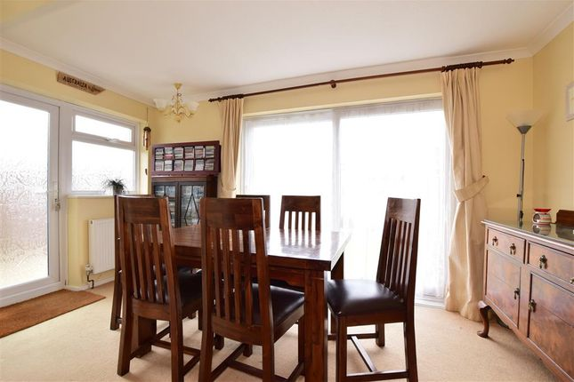 Thumbnail Link-detached house for sale in Kithurst Crescent, Goring-By-Sea, Worthing, West Sussex