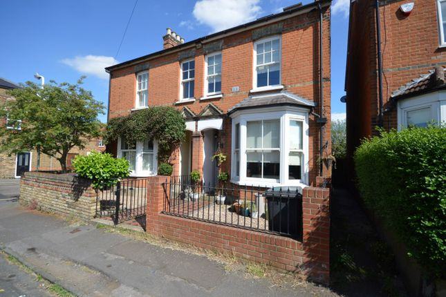 Thumbnail Semi-detached house for sale in Upper Roman Road, Chelmsford