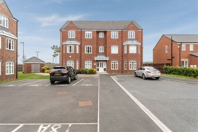 Thumbnail Flat for sale in Scholars Rise, Middlesbrough, North Yorkshire
