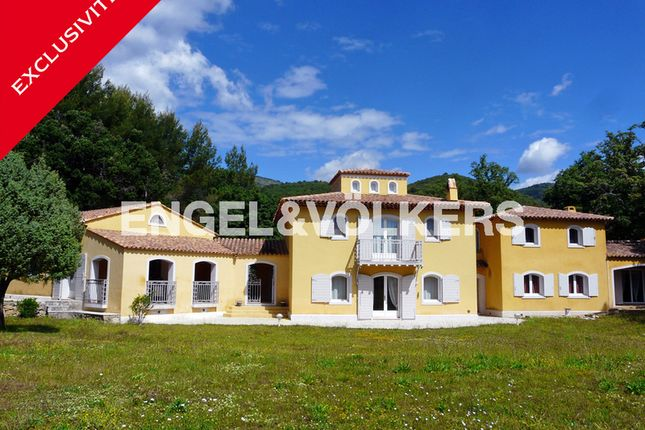 Thumbnail Property for sale in 83440 Seillans, France