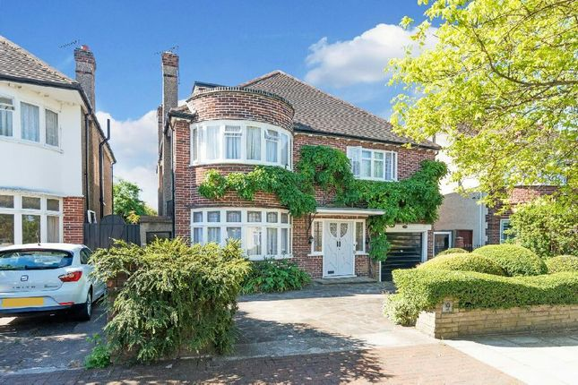 Thumbnail Detached house for sale in Dobree Avenue, Willesden Green
