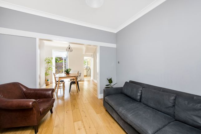 Thumbnail End terrace house for sale in Second Avenue, North Kensington, London