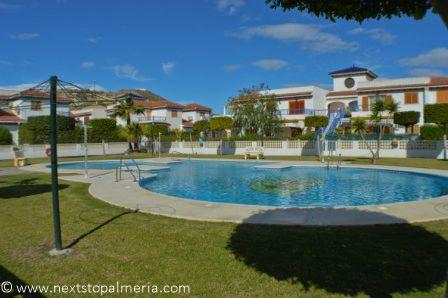 Community Pool of Urbanización Vera Mar 6, Vera, Almería, Andalusia, Spain