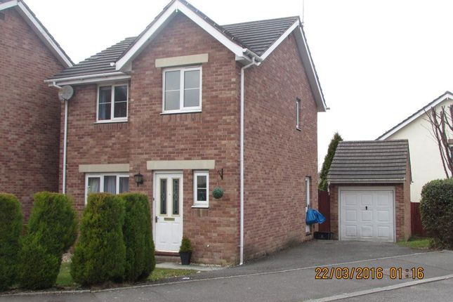 Thumbnail Property to rent in Maes Y Fedwen, Broadlands, Bridgend