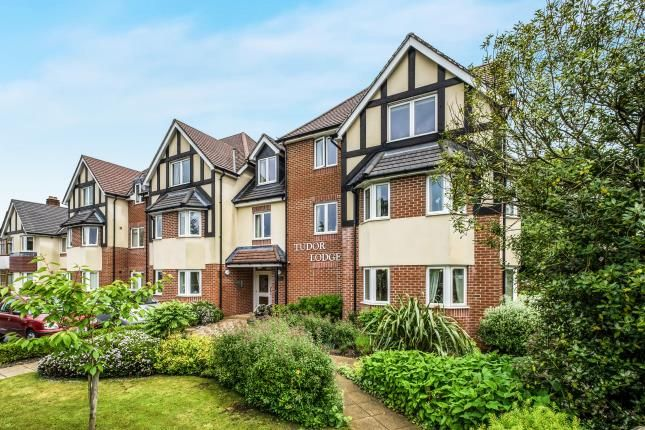 Thumbnail Flat for sale in Tudor Lodge, 335 Warwick Road, Solihull, West Midlands