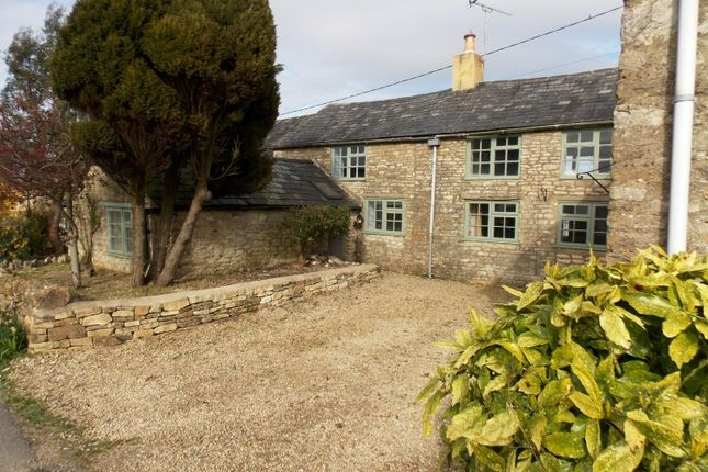 Thumbnail Cottage to rent in Burford Road, Shipton-Under-Wychwood, Chipping Norton