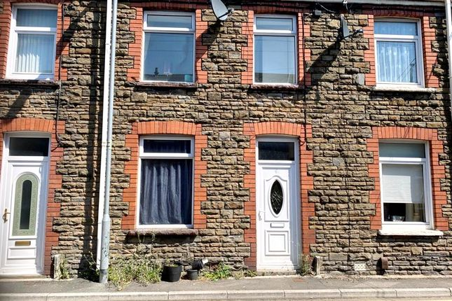 Thumbnail Terraced house for sale in Dudley Street, Neath, Neath Port Talbot.