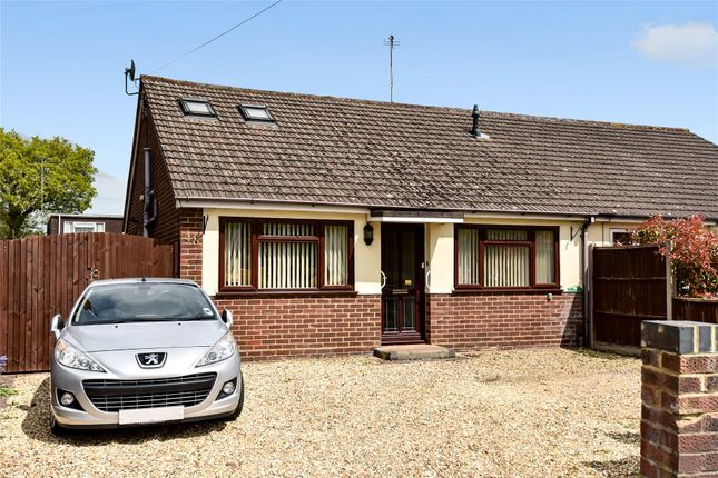 Thumbnail Semi-detached bungalow for sale in Frogmore Road, Blackwater, Camberley