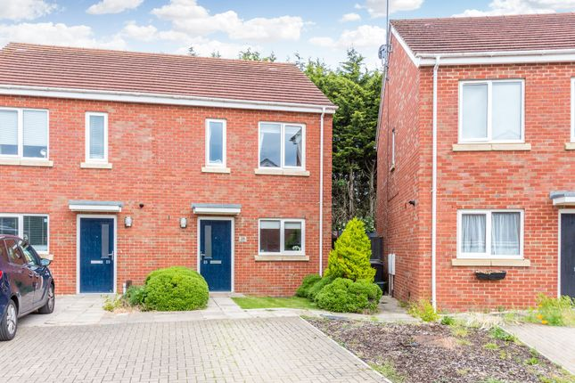 2 bed semi-detached house for sale in Nippendale, Rushden NN10