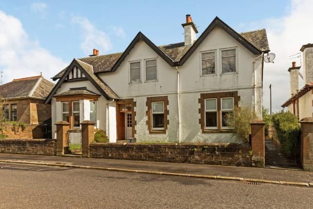 Thumbnail Flat for sale in Belmont Avenue, Ayr, South Ayrshire, Scotland