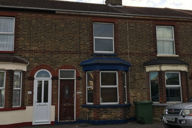 Terraced house for sale in Granville Road, Sheerness